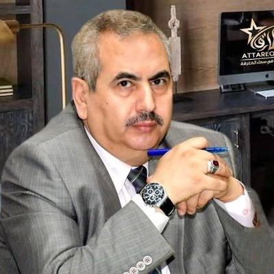 الكاتب الصحفى إبراهيم نصر